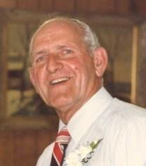 Clarence Bordeau obituary photo