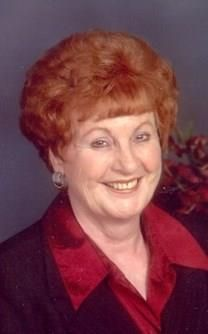 Jane M. Dangler obituary photo