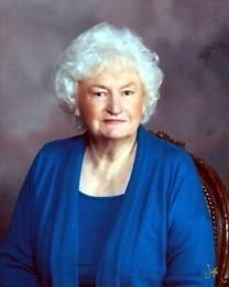Marie Franklin Carson obituary photo