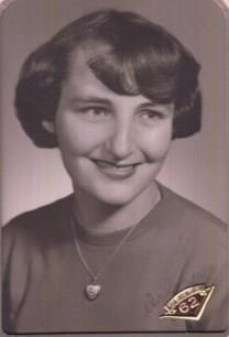 Dolores Ann Stephan obituary photo