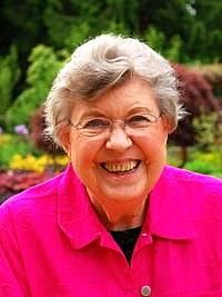 Gloria Grace Snow obituary photo