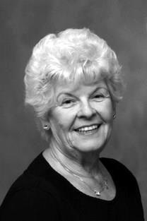 Shirley Mae Nicholson obituary photo