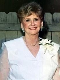 Joan Ethel Nagy obituary photo