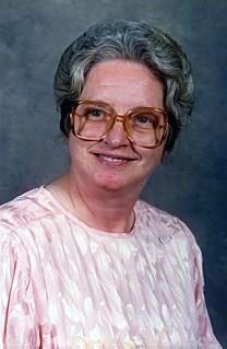Rachel Lewis Wilson obituary photo