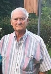 Clarence Prosser obituary photo