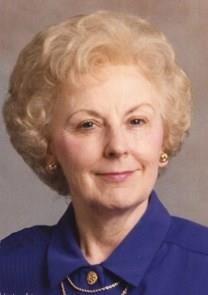 Minnette Harkrider Carter obituary photo