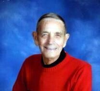 Howard Ellsworth Bishop obituary photo