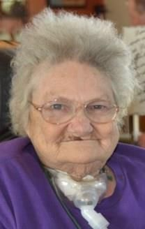 Joan Pearl Ledington obituary photo