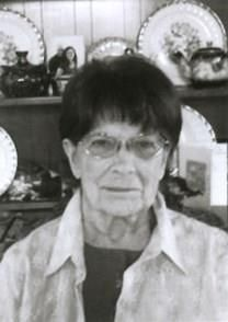 Billie Ruth Sevier obituary photo