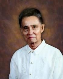 Gregorio Villaflores Chua obituary photo