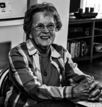Thelma K. Peek obituary photo