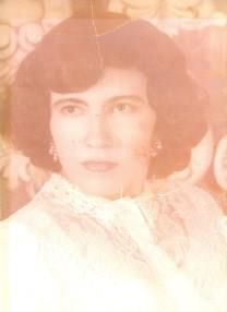 Hilda Sanchez Elizondo obituary photo