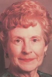 Glenna Aileen Fountain obituary photo