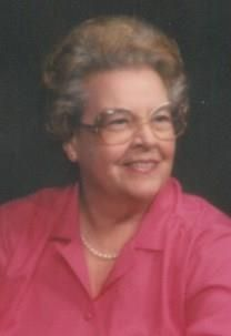 Frances Elizabeth Park obituary photo