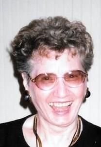 Anne Buford Moore obituary photo
