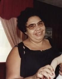Miguelina Saavedra obituary photo