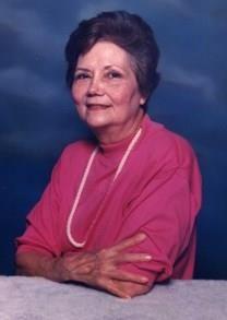 Hazel Marie Limberg obituary photo