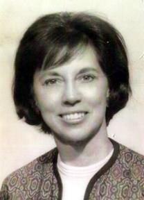 Betty Jane Reynolds obituary photo