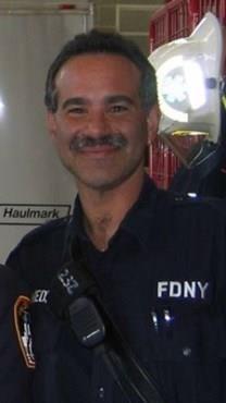 Mark Harris obituary photo