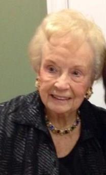 Patricia Marshburn obituary photo