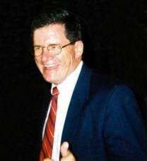 Thomas Christopher Holcombe obituary photo