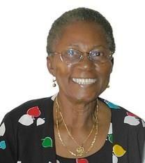 Carmita Jordan obituary photo