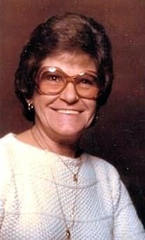 Martha Kambarn Franklin obituary photo