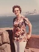 Erna Sophie Welzel obituary photo