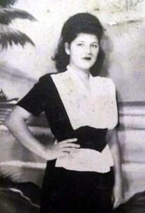 Ramona Tristan obituary photo