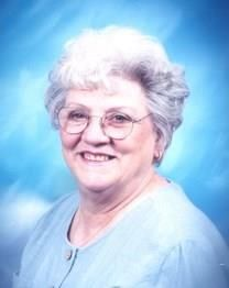 Kentucky Ruth Fanning obituary photo