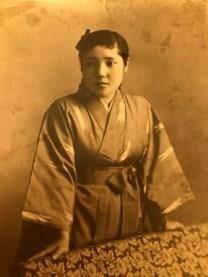Toshiko Tanaka Golden obituary photo