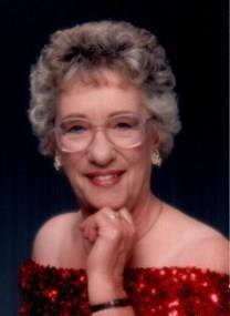 Evelyn Ester Vaughn obituary photo