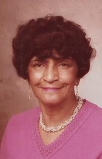 Ruth Evelyn Merriman obituary photo