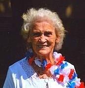 Maxine Mae Hayden Bush obituary photo