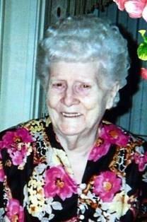Ethel Virginia Wales obituary photo