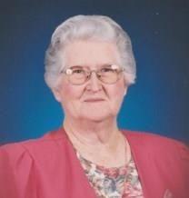 Florine Coe obituary photo