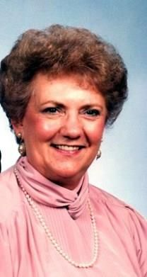 Doris Tomlinson Barnes obituary photo