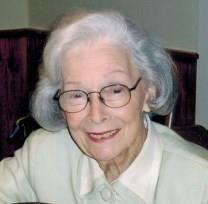 Margaret May Lankston George obituary photo
