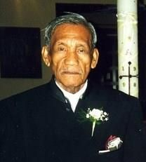Arsenio Dagdag Diga obituary photo