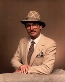 George Thomas Ellison obituary photo