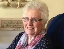 Faye Bragg Holsten obituary photo