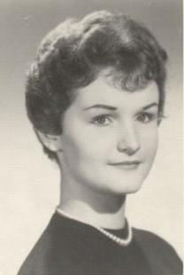 Elizabeth Anne Obser obituary photo