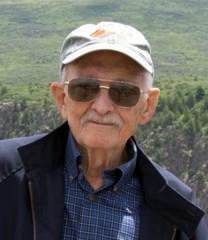 Fred Rawlings Peck obituary photo