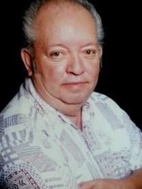 Jose De Jesus DeAnda obituary photo
