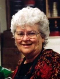 Mary Nell Jardine obituary photo