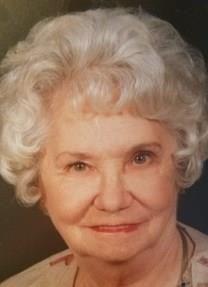 Juanita Haney Wike obituary photo