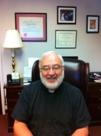 Monsignor Leo Herbert obituary photo