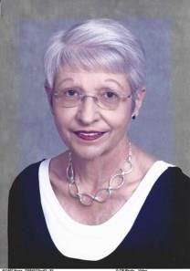 Kay Overstreet Arthur obituary photo