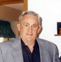 Raymond Ryman obituary photo