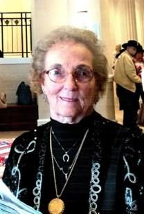 Billie Hinson McBride obituary photo